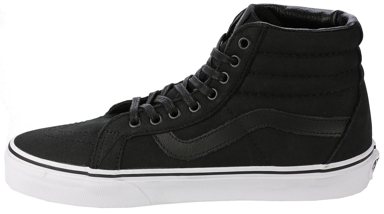 35cbecf14d topánky Vans Sk8-Hi Reissue - Premium Leather Black True White ...