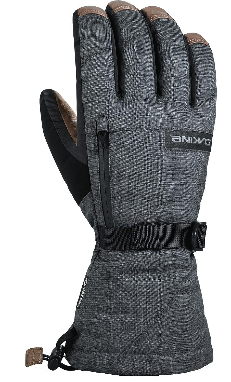 rukavice Dakine Leather Titan - Carbon L