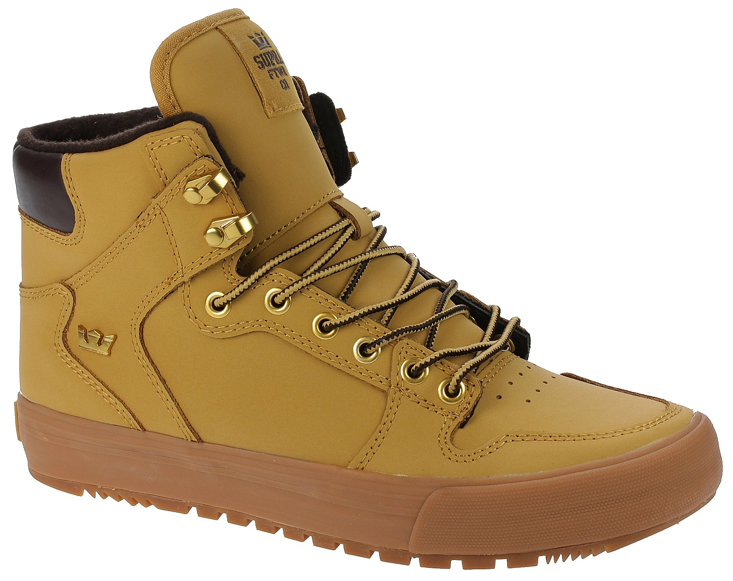 Supra Shop Gum Amber Shoes Vaider Snowboard Cw Goldlight Op6dnqFPW