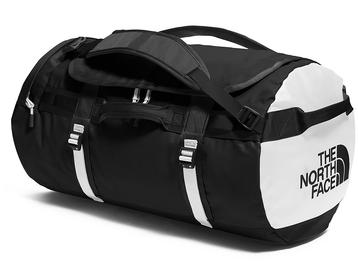 taška The North Face Base Camp Duffel M - TNF Black TNF White - Snowboard  shop 7fb5a26aa3