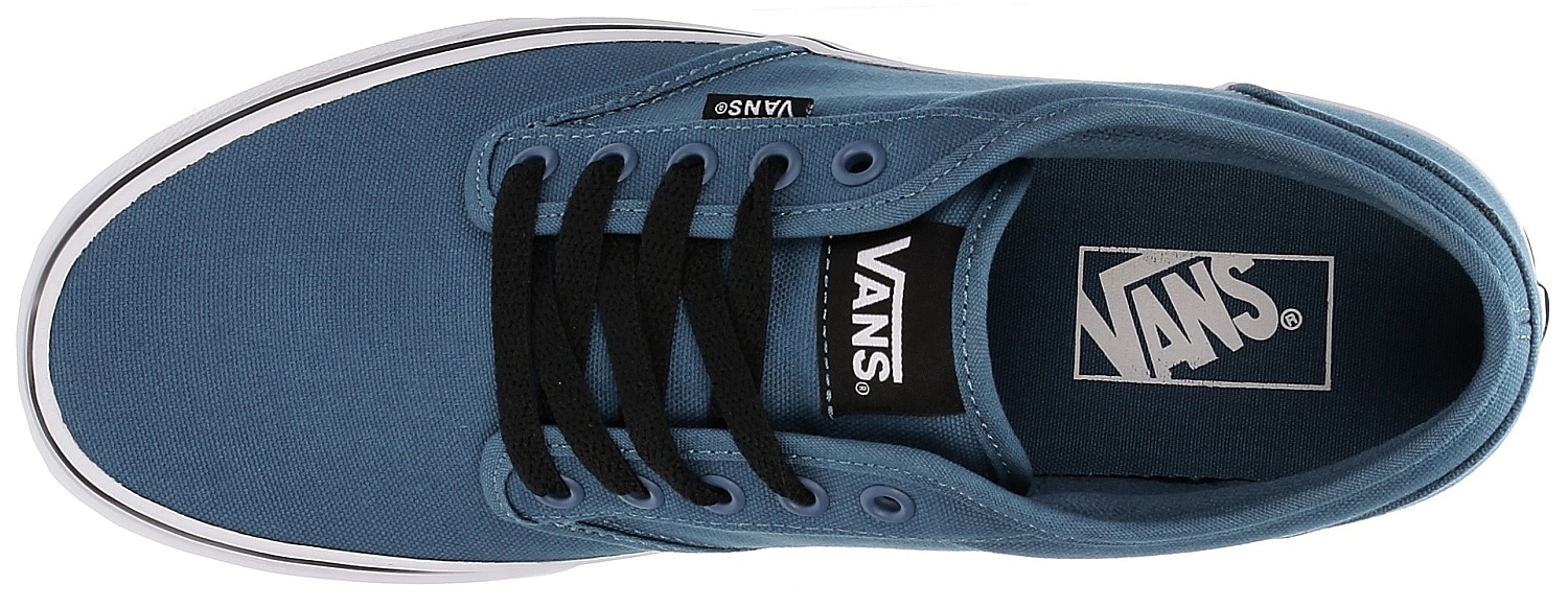 vans atwood blue white