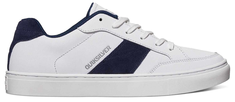 Dc Circuit >> boty Quiksilver Circuit - XWWB/White/White/Blue - Snowboard shop, skateshop - blackcomb.cz