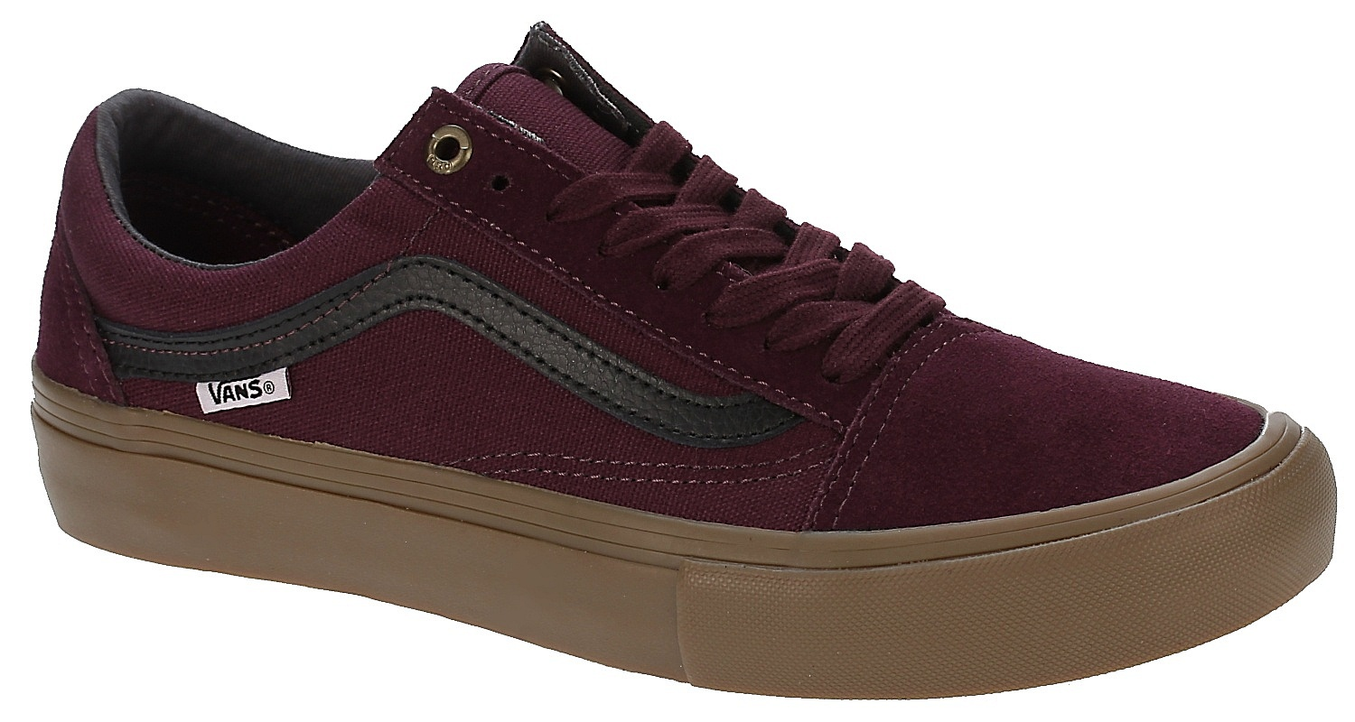 vans old skool pro port gum