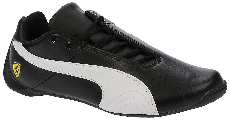 dětské boty Puma Future Cat SF - Black Black White - boty-boty.cz 4abbec548e5