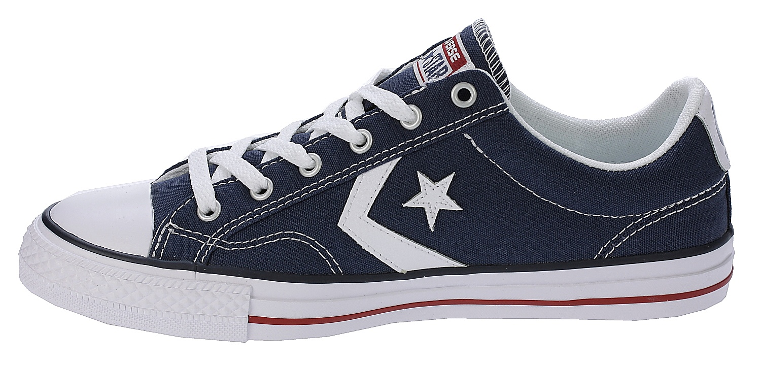 boty Converse Star Player OX 144150 - Navy White - Snowboard shop ... 3f1203e135b
