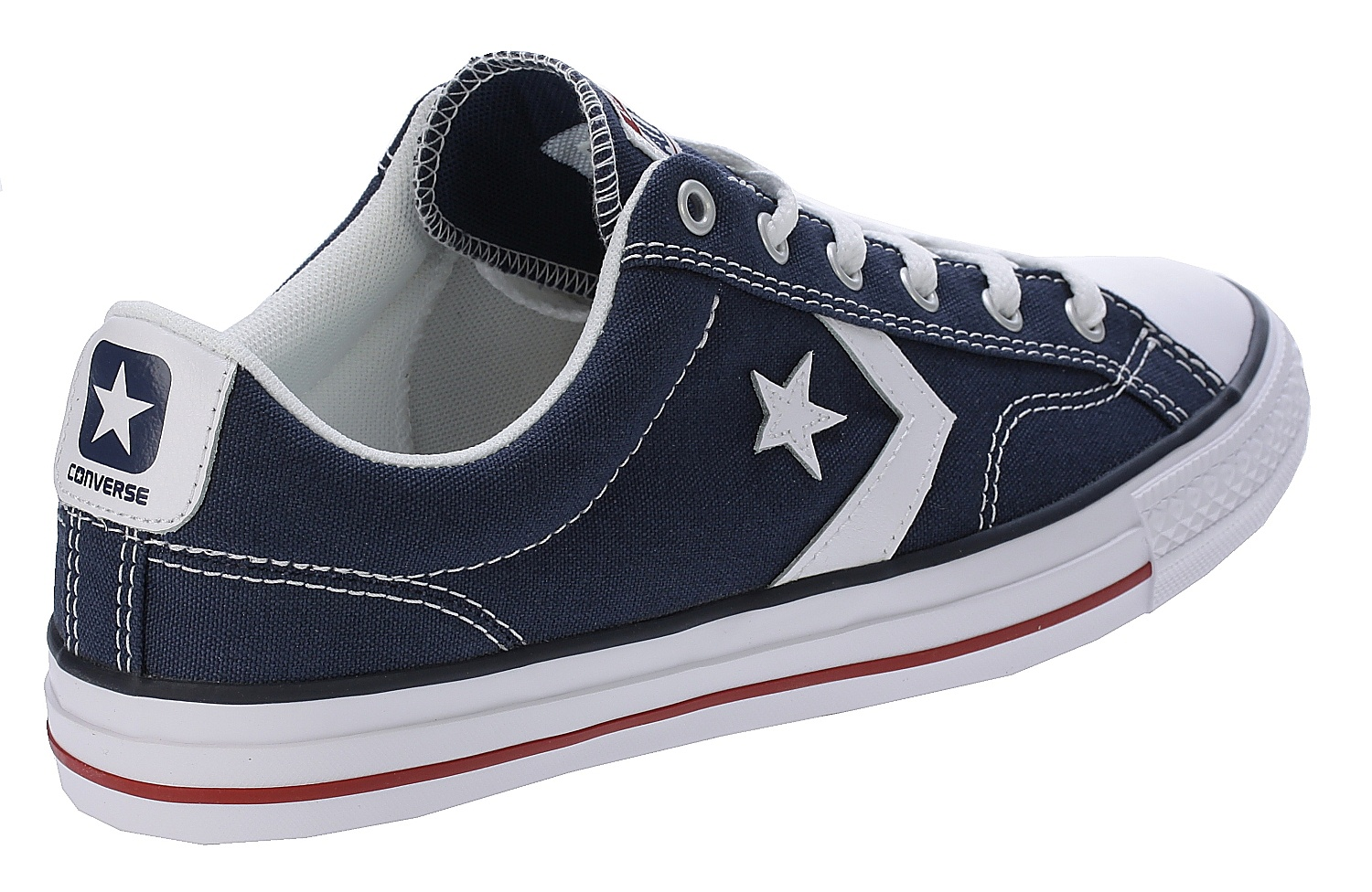 shoes Converse Star Player OX/144150 - Navy/White - Snowboard shop ...