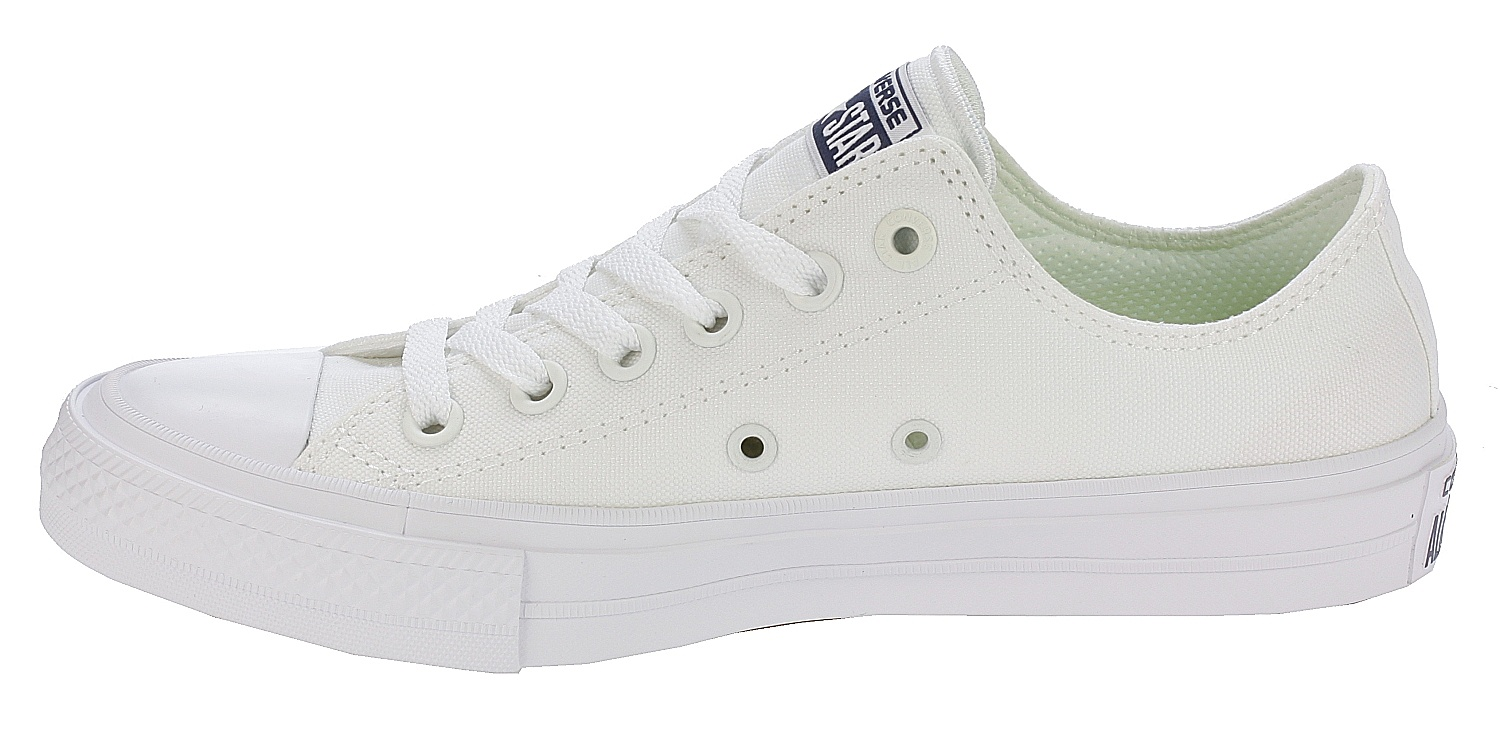 636658d25072 ... boty Converse Chuck Taylor All Star II Low Top OX - 150154 White White