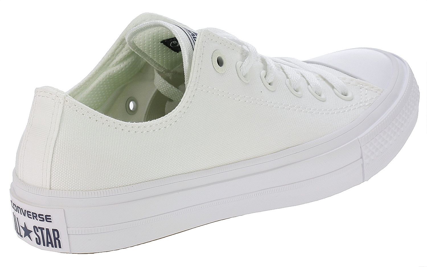 390851dddc01 ... boty Converse Chuck Taylor All Star II Low Top OX - 150154 White White  ...