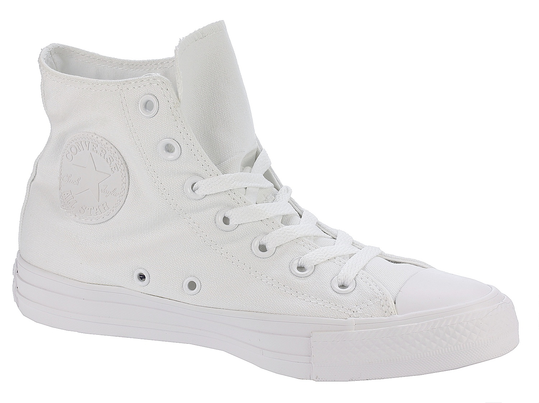 boty Converse Chuck Taylor All Star Seasonal Hi - 1U646/White Monochrome 37