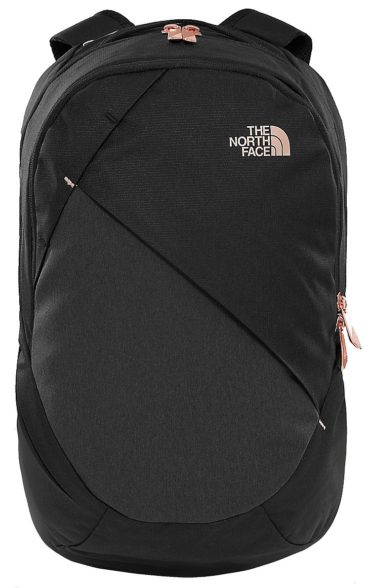 bae1dc022 batoh The North Face Isabella - TNF Black Heather/Rose Gold - skate ...