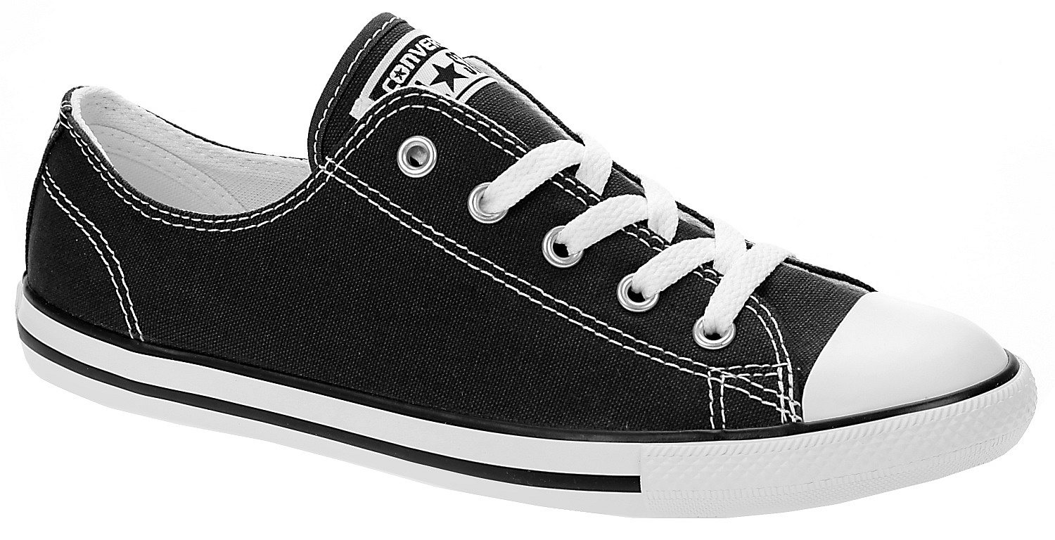 boty Converse Chuck Taylor All Star Dainty Canvas OX - 530054/Black 36