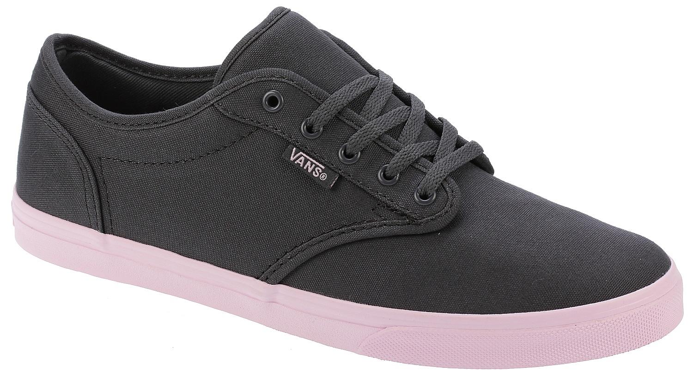 shoes Vans Atwood Low - Pop Sole Asphalt Pink Lady - Snowboard shop ... 4ee0c703a3eb
