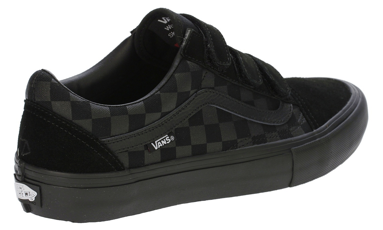 shoes Vans Old Skool V Pro - Rowan Zorilla Black - Snowboard shop ... 445649c8e
