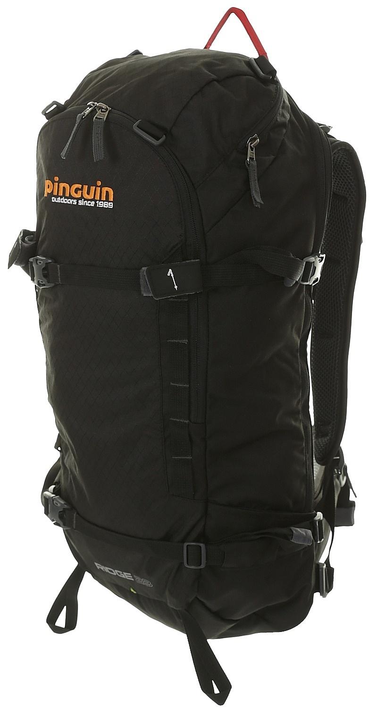 302162cd6e batoh Pinguin Ridge 28 - Black - batohy-online.cz