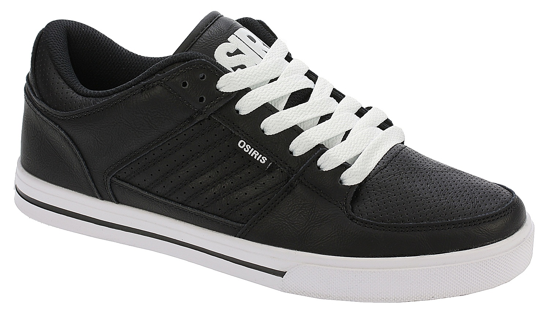 37bee8c624e7f topánky Osiris Protocol - Black/White/Black - Snowboard shop, skateshop -  blackcomb.sk