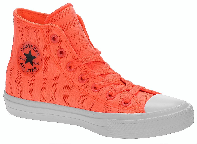 boty Converse Chuck Taylor All Star II Hi - 155492/Hyper Orange/White/Gum 37