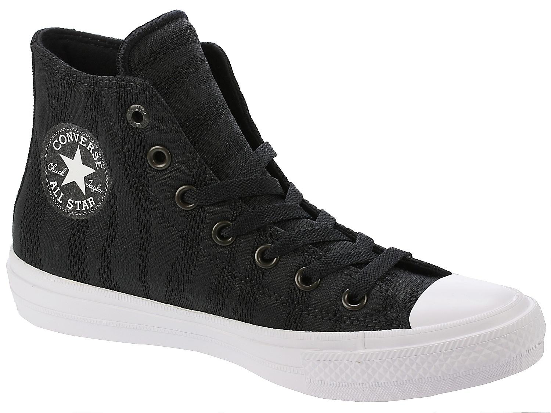 b26a463c4 boty Converse Chuck Taylor All Star II Hi - 155493/Black/White/Gum