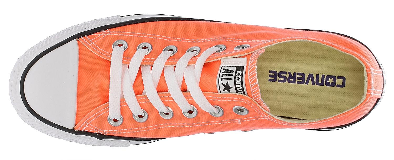 ... shoes Converse Chuck Taylor All Star Fresh Colours OX - 155736 Hyper  Orange d5969c17cc69