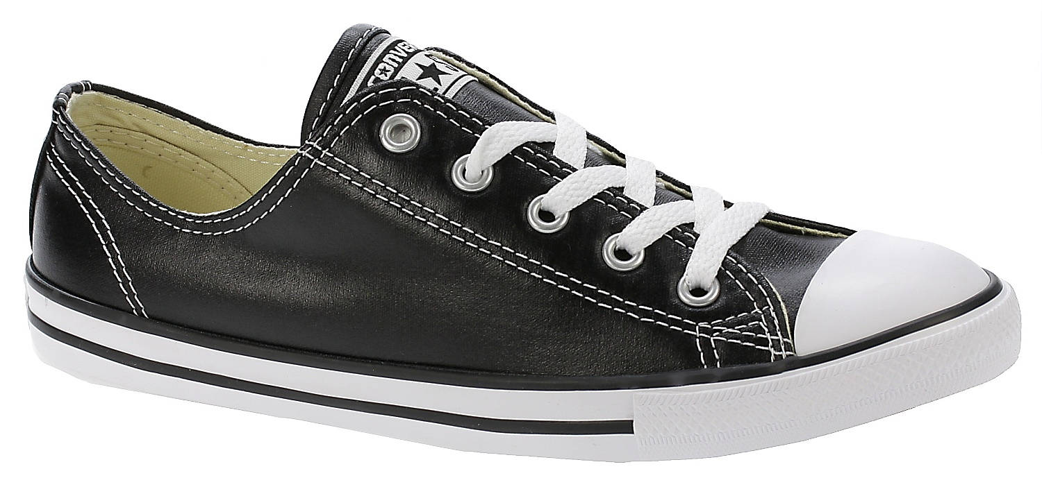 boty Converse Chuck Taylor All Star Dainty OX - 555905/Black Pearl/Black/White 36