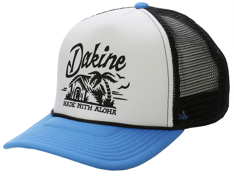c137f41c0f8 cap Dakine Beach Hut Trucker - Blue White - Snowboard shop ...