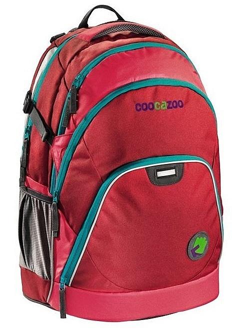 batoh Hama - Coocazoo 119585/EverClever - Rio Red 27 L