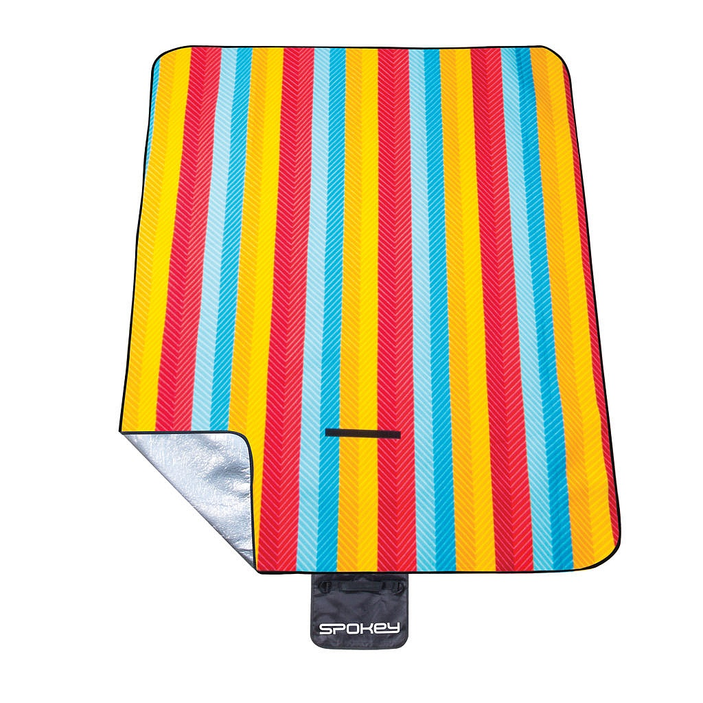deka Spokey Picnic Grain - K839638/Multicolor 150x130 cm