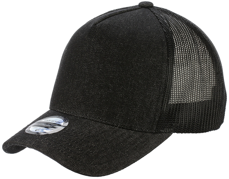 cap State of WOW Reed Denim Baseball Trucker - Black Denim - Snowboard  shop 9088a30647db