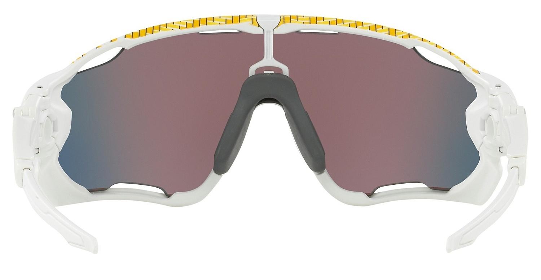 okuliare Oakley Jawbreaker - Matte White Prizm Road - Snowboard shop ... 8d4d3328fde