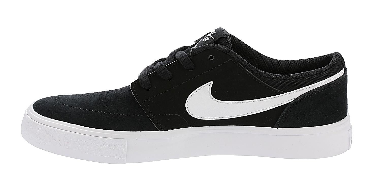 2d170513c2f0c topánky Nike SB Portmore II GS - Black/White - Snowboard shop ...