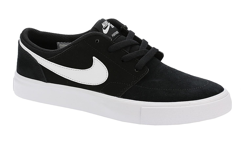 83428fb0d0c30 topánky Nike SB Portmore II GS - Black/White - Snowboard shop, skateshop -  blackcomb.sk
