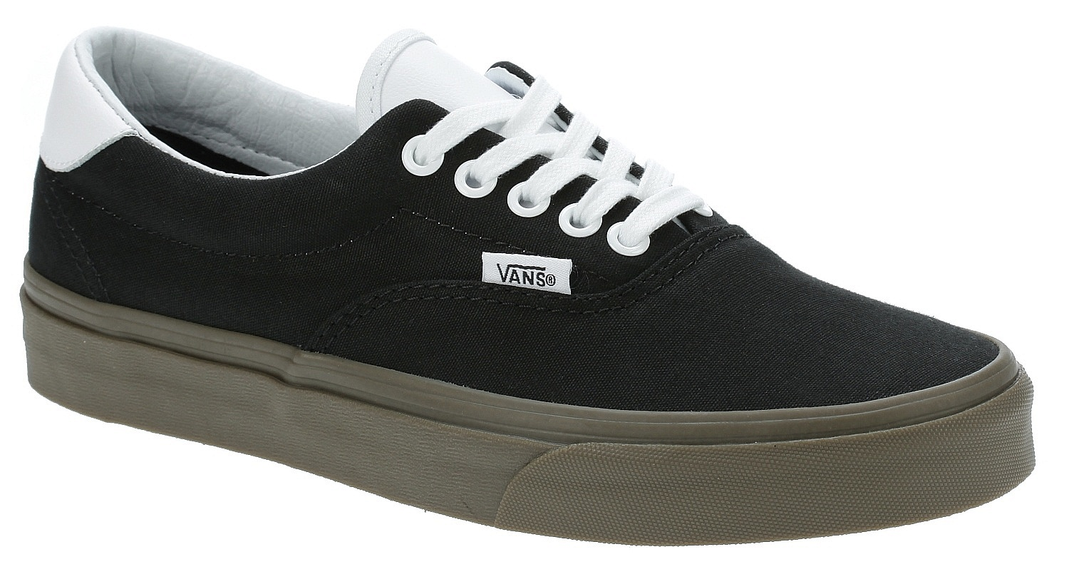 fbaca506837 shoes Vans Era 59 - Bleacher Black Gum - Snowboard shop