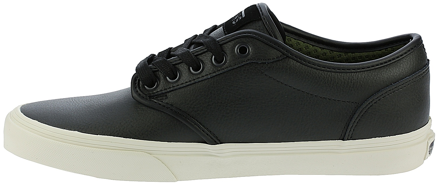 1960ee7c9e4 shoes Vans Atwood - Leather Black Turtledove - Snowboard shop ...