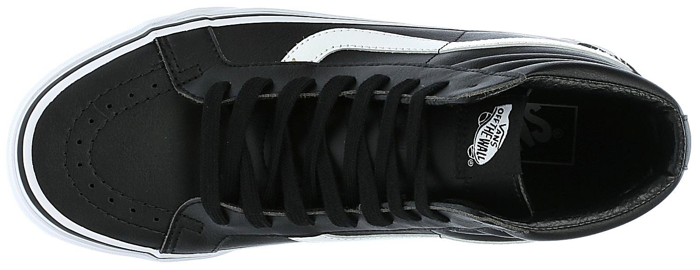 shoes Vans Sk8-Hi Reissue - Classic Tumble Black True White ... a5887ced742