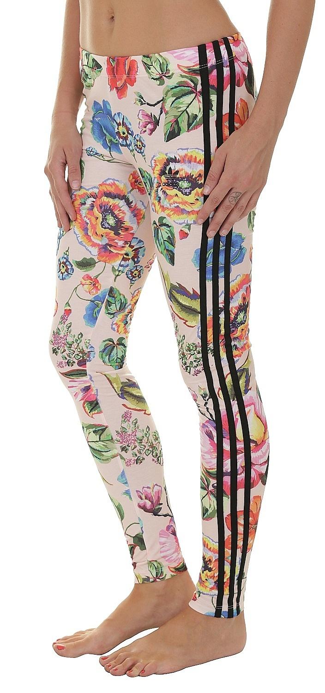 leggings adidas Originals Floralita Tight Multicolor
