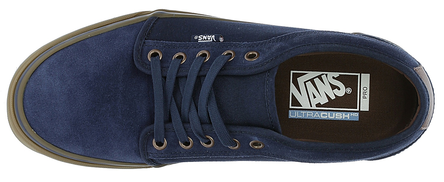 3bc3f230de0785 shoes Vans Chukka Low - Rich Navy Gum - Snowboard shop