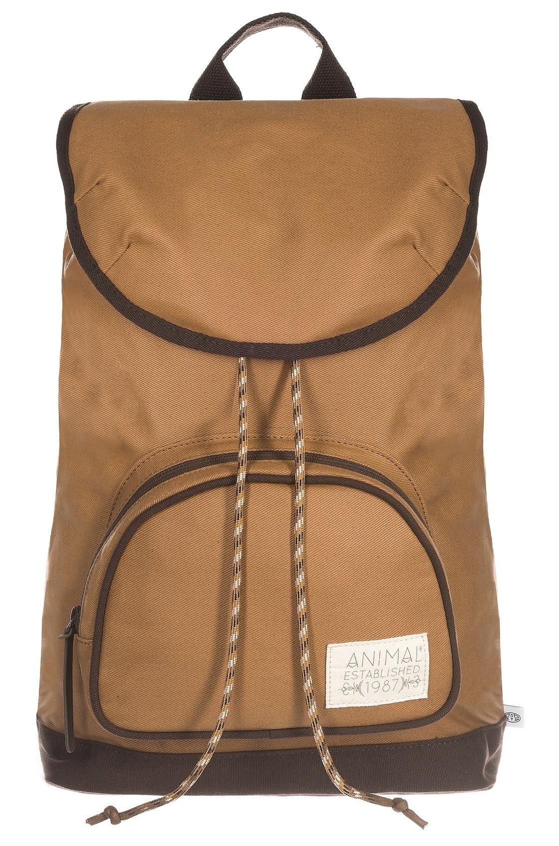 batoh Animal Alpine - Toffee Apple Brown 16 L 776712f17e
