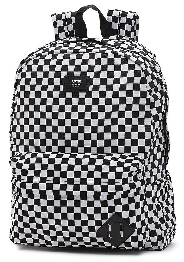 batoh Vans Old Skool II - Black White Checkerboard one size 2a5303b4b3
