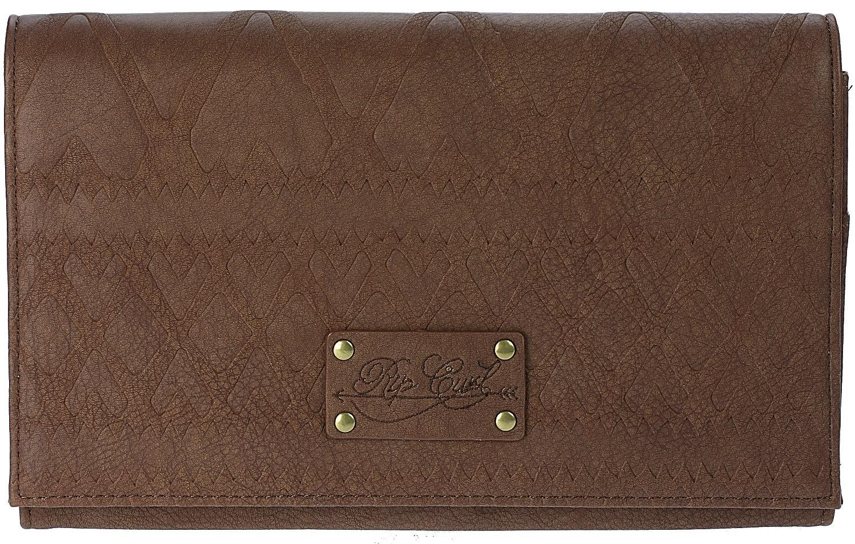 peněženka Rip Curl Navarro PU - Brown one size