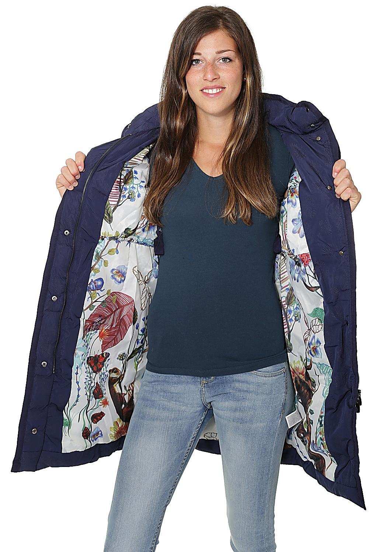 kabát Desigual 17WWEW47 Pisa - 5000 Navy - Snowboard shop b1a8e13bcf4
