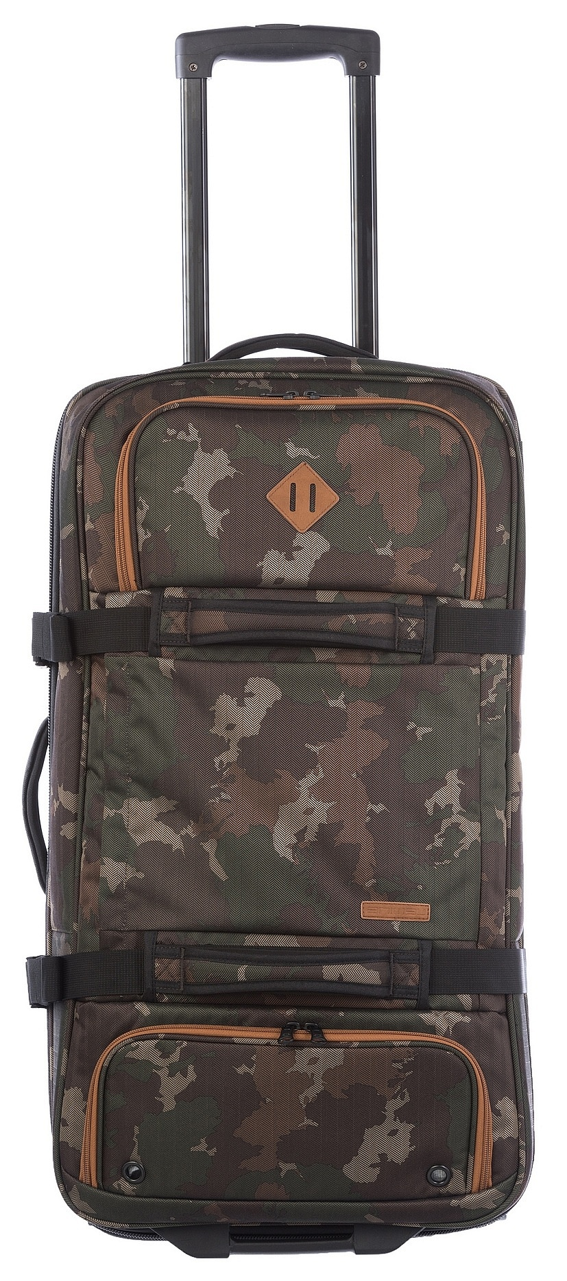 kufr Animal Everglade - Camo Green 80 L
