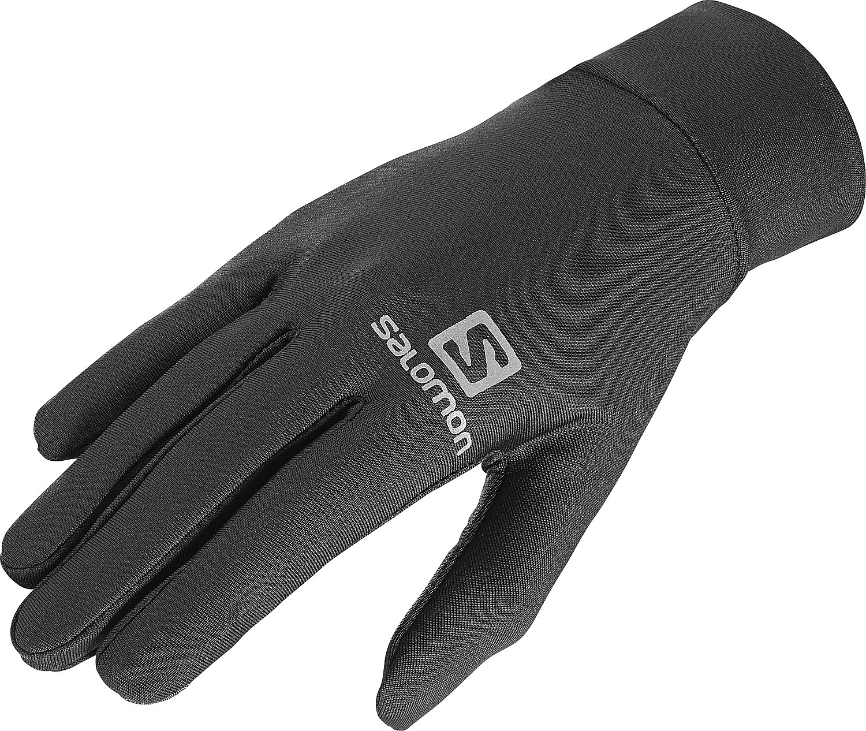 rukavice Salomon Agile Warm Glove U - Black S