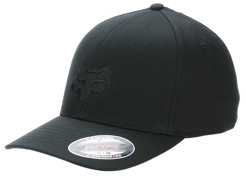 9588cf89a70 Fox distain flexfit black velikost l xl - Cochces.cz