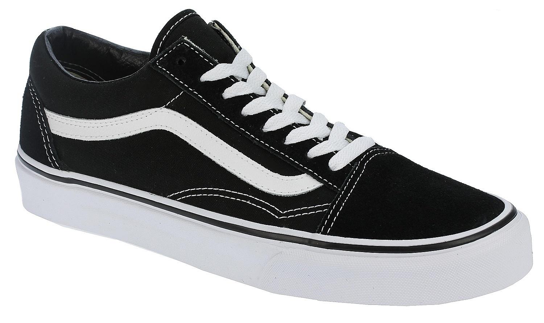 Vans Old Skool Shoes - Black/White