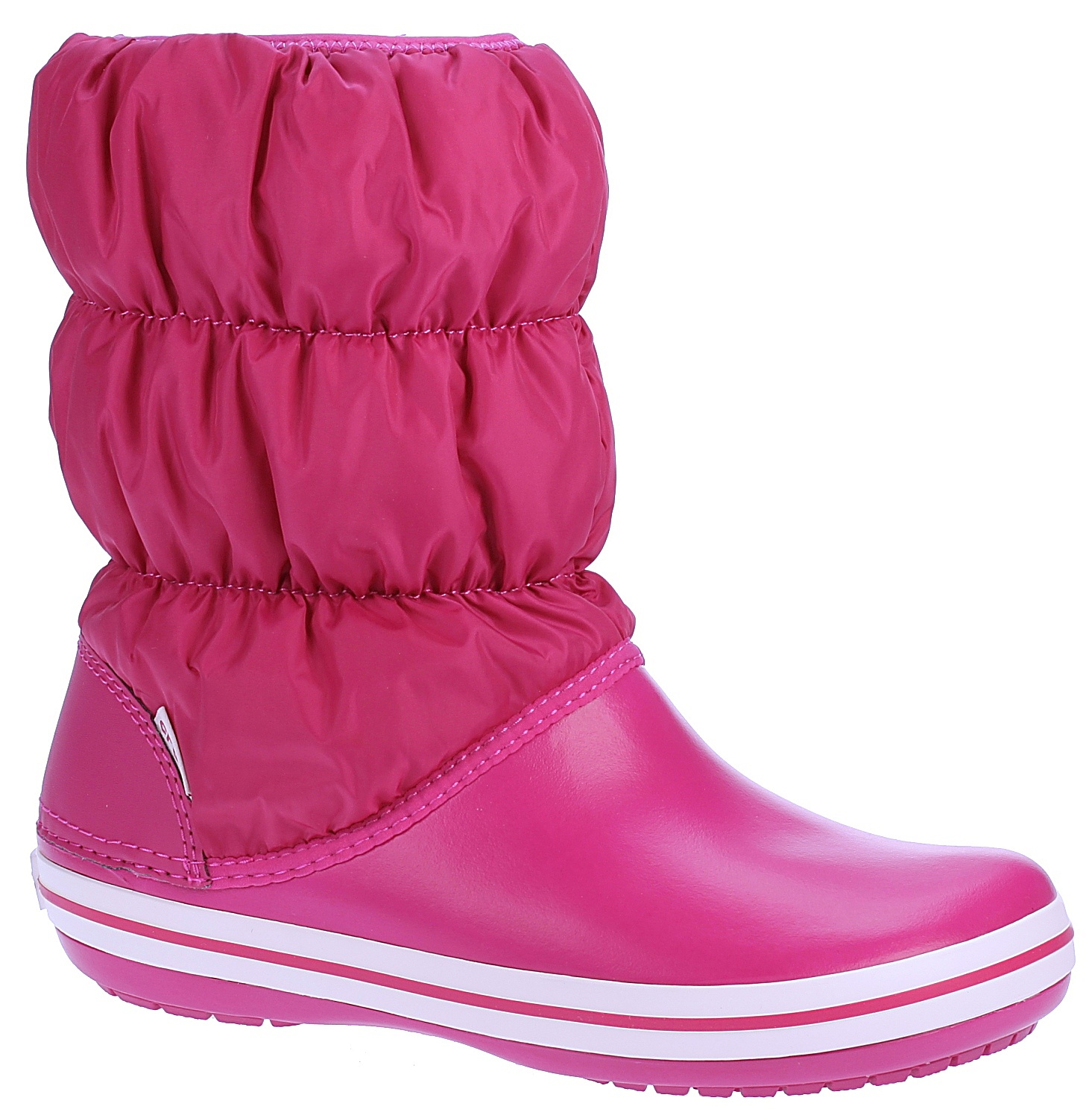 boty Crocs Winter Puff Boot - Candy Pink Candy Pink 36 37 a1799e3c7b