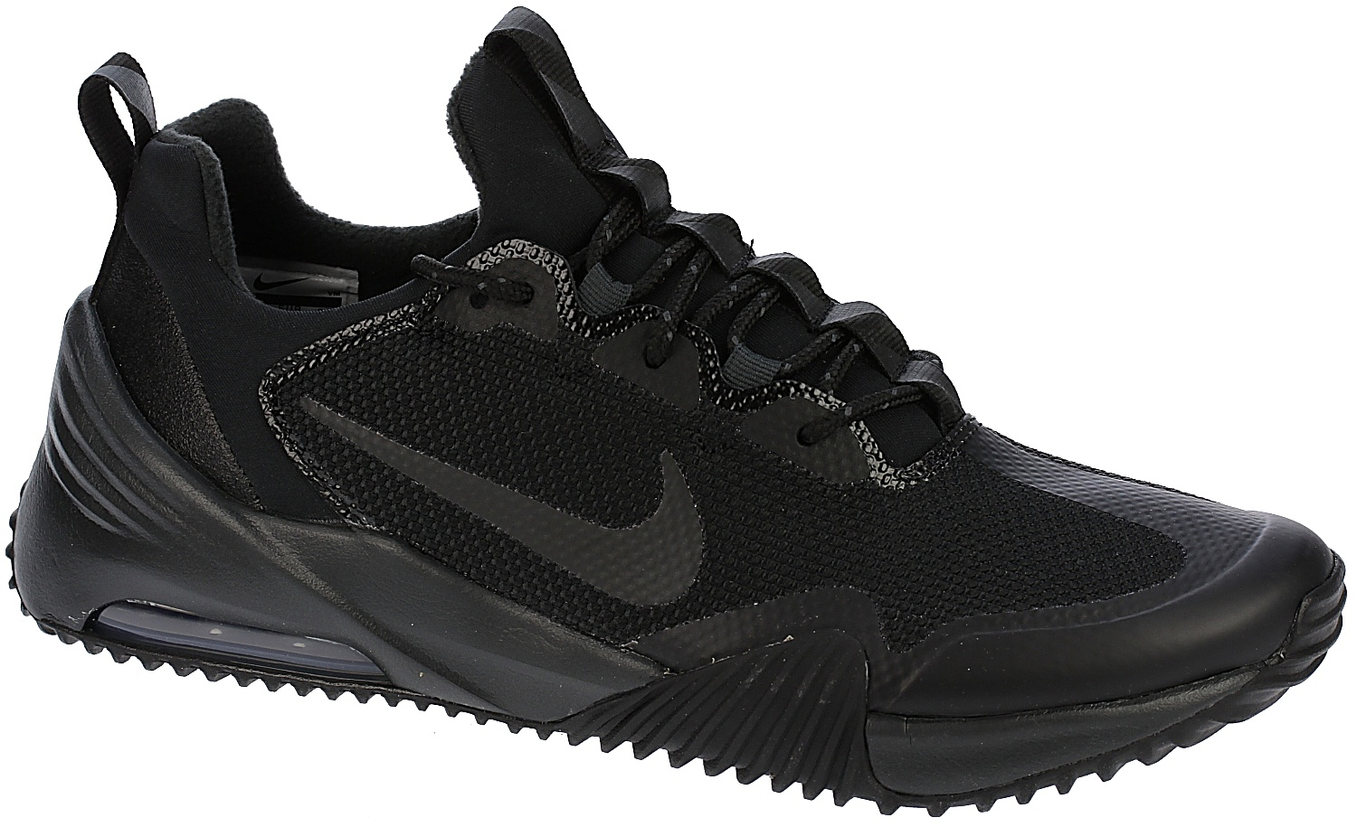 boty Nike Air Max Grigora - Black/Black/Anthracite 42