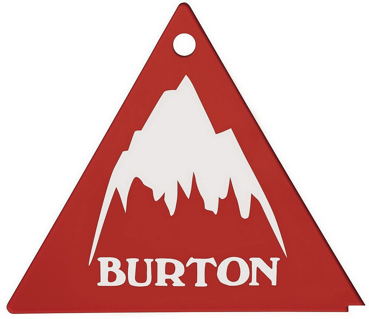 škrabka Burton Tri-Scraper - Burgundy one size