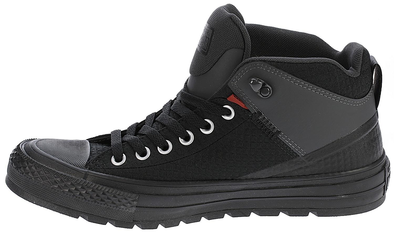 a84aa9dbb701 ... boty Converse Chuck Taylor All Star Street Boot Hi - 157474 Black Terra  Red ...