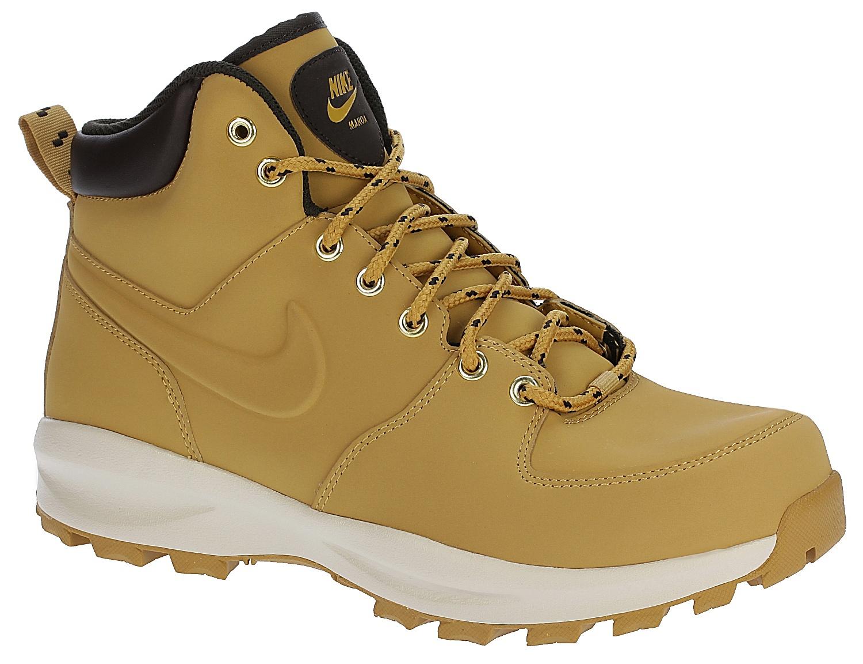 new style c824e 5ab2d boty Nike Manoa Leather - Haystack Haystack Velvet Brown - boty-boty.cz