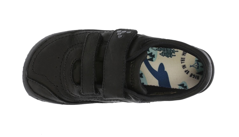 dětské boty Vivobarefoot Reno K - Leather Black Hide - Snowboard ... 2b81239847