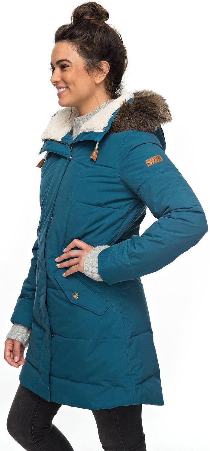 14d94ffab9d kabát Roxy Ellie - BSF0 Ink Blue - Snowboard shop